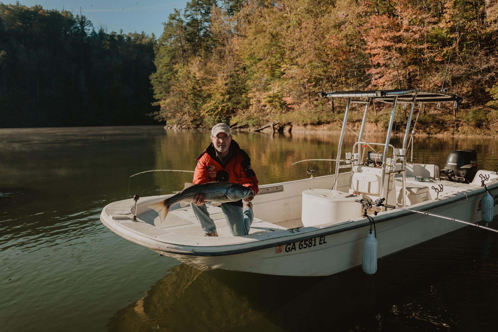 backwoods-fishing-guide-mickey-wheeler-Lake Nottely