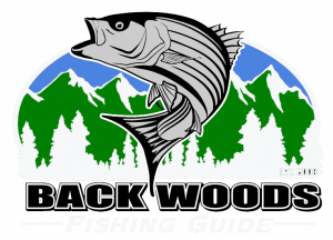 backwoods fishing guide logo