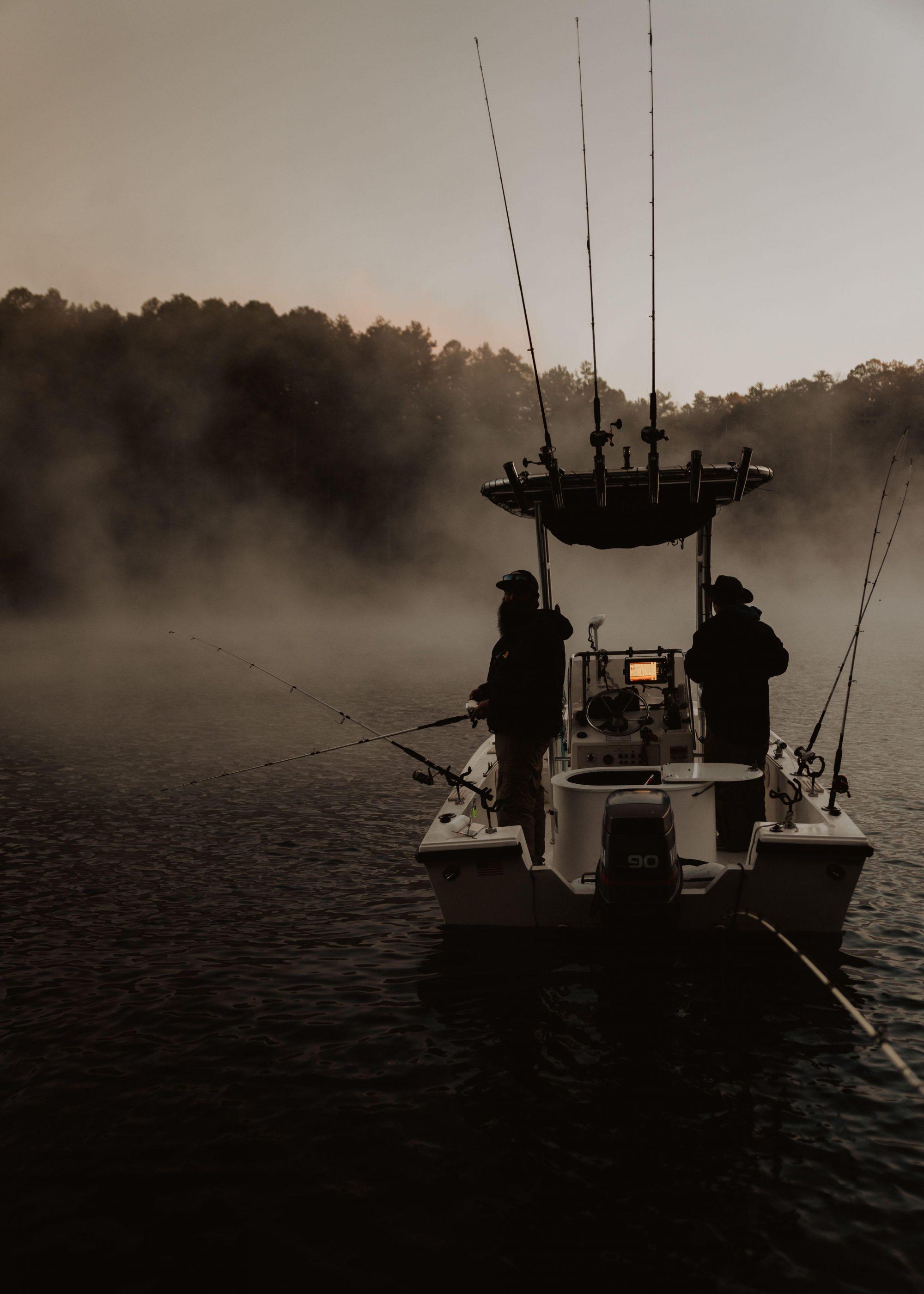 fishing-guide north georgia