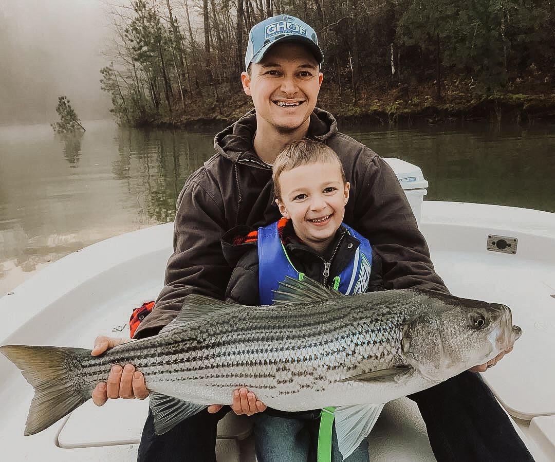 striper-fishing-guide-north-georgia-lake-lanier